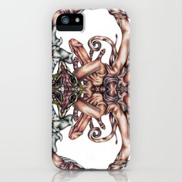 """""""Sexually Liberated Unicorn Trap"""" iPhone Case"""