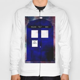 A stain in time and space Hoody