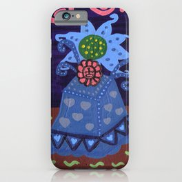 jack in the box flower iPhone Case
