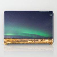 aurora iPad Cases featuring Aurora by maisie ong