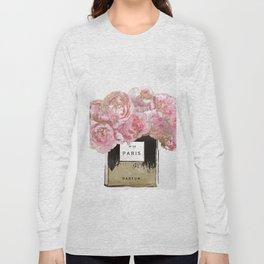 Pink Scented Long Sleeve T-shirt