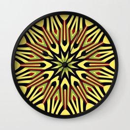 Saber Wall Clock