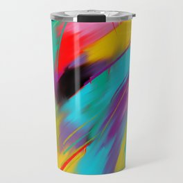 Folie cosmique Travel Mug