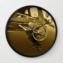 Old Buick 8 Wall Clock