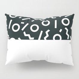 Memphis pattern 47 Pillow Sham