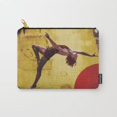 Licorice Twist Carry-All Pouch