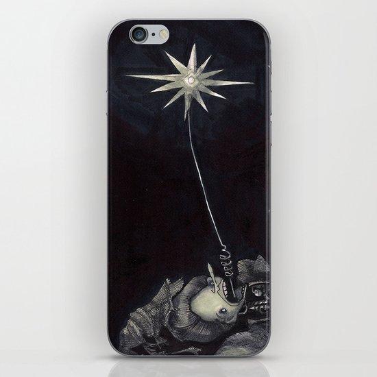 Ghost Light iPhone & iPod Skin