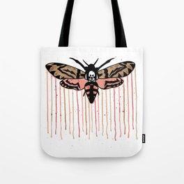 Death's-head hawkmoth Tote Bag