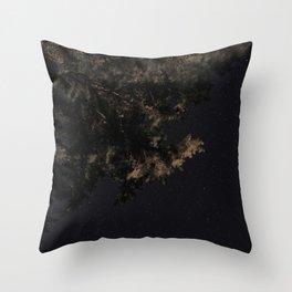 Stars at Night Throw Pillow