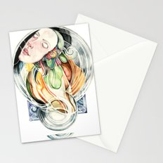 The Hourglass Stationery Cards