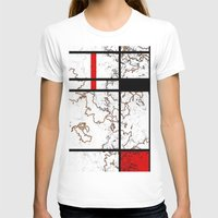 maps T-shirts featuring MIX MAPS by MehrFarbeimLeben