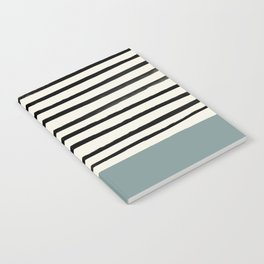 River Stone & Stripes Notebook