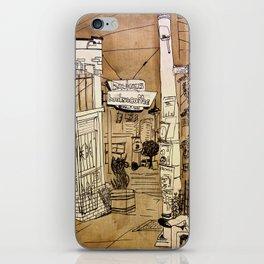 Bauhaus iPhone Skin