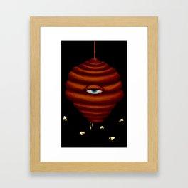 'Lovin Honey' Framed Art Print