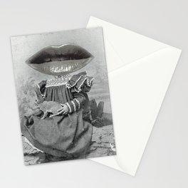 Linda Lippy Lapin Lap Stationery Cards