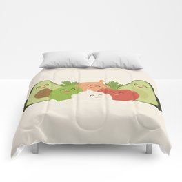 Guac & Roll Comforters