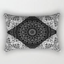 Mandala Mehndi Style G474 Rectangular Pillow