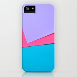 Paper Play 2 iPhone Case