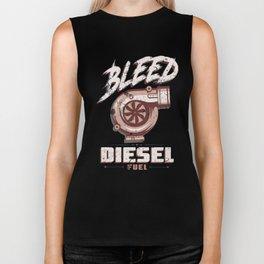 Bleed Diesel Fuel Diesel Truck 4X4 Power Offroad Fuel Biker Tank