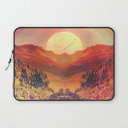 Tangerine Lemonade_ Laptop Sleeve