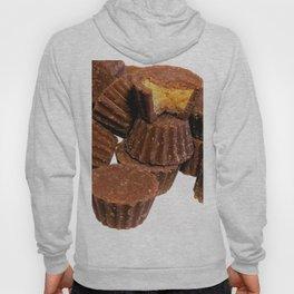 Mini Chocolate and Peanut Butter Treats Hoody
