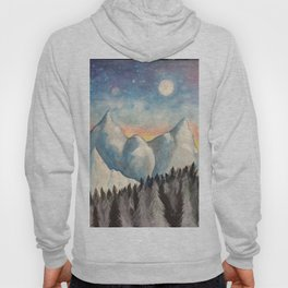 With How Sad Steps, Oh Moon Hoody