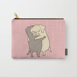 Labrador retriever Hugs Carry-All Pouch