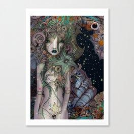 Coralia Canvas Print
