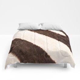 Zebra - stripes - #society6 #buyart #decor Comforters