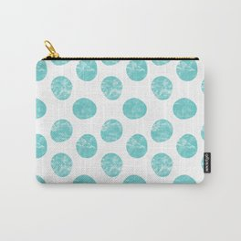 Pallini light turquoise green Carry-All Pouch
