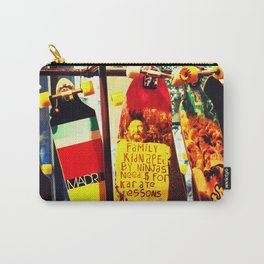 Kidnapped Carry-All Pouch