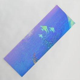 Fantasy ocean Yoga Mat