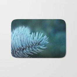Blue spruce 2 Bath Mat