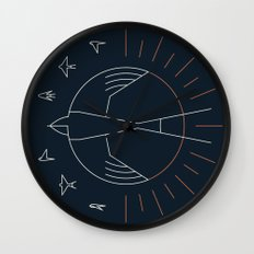 Swallow The Sun Wall Clock