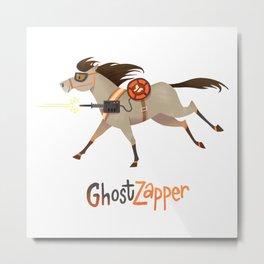 Racehorses - ghostzapper Metal Print