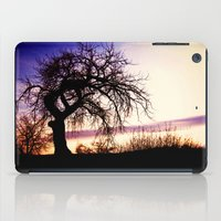 silhouette iPad Cases featuring Silhouette by Jennifer L. Craft