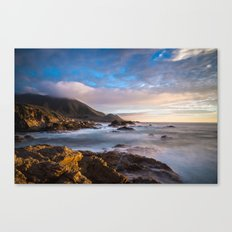 California Coast 4 Canvas Print