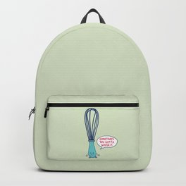 Whisk It Backpack