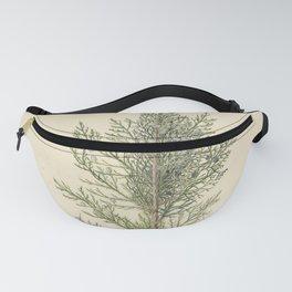 Botanical Juniper Fanny Pack