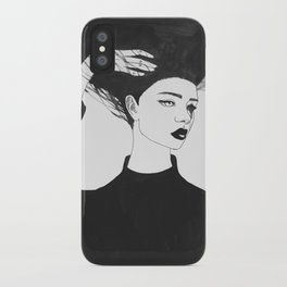 do you see me iPhone Case