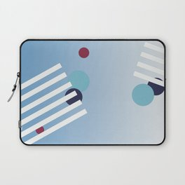 Your dad's pocket square in the 90s Laptop Sleeve