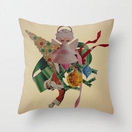 Christmas 2016 Throw Pillow