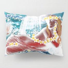 Kananaka - Hawaiian Mermaid Pillow Sham