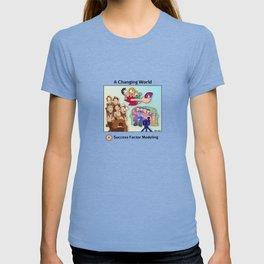 A Changing World T-shirt