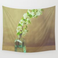 blossom Wall Tapestries featuring Blossom by Jessica Torres Photography