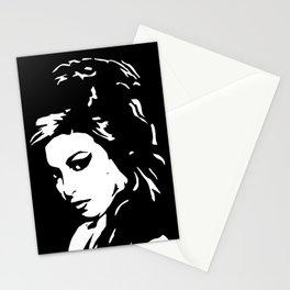 Portrait of Amy Stationery Cards