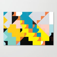 color story - cannonade Canvas Print