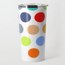 Dots to Go Travel Mug