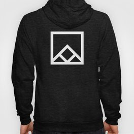 The Eastern Rising- ZipUp Hoodie_Mountain Logo Hoody