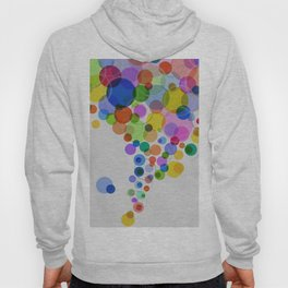 Abstract Composition 474 Hoody